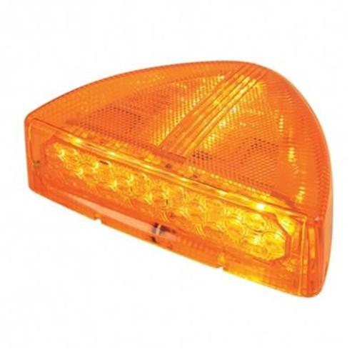 30 LED Low Profile Side Amber Turn Signal Light For Peterbilt 379 Headlight