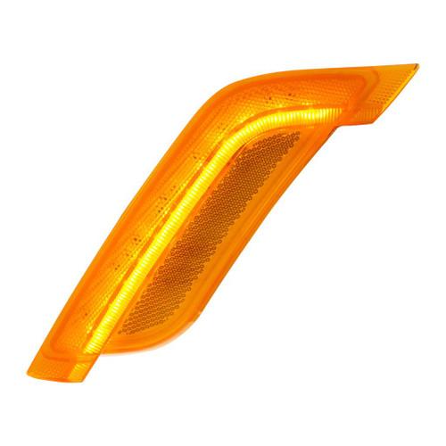 579/387/587 12 LED Amber Fender Turn Signal Light