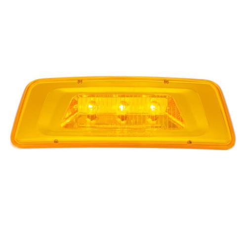 Kenworth T680/T700/T880 3 LED Fender Amber Turn Signal/Parking Light