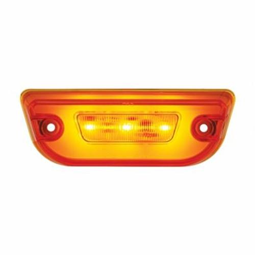 Peterbilt 579 & Kenworth T680 11 LED  Glo Light Amber Cab Light