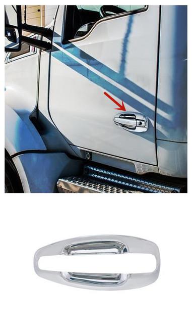 Kenworth T680 & T880 Chrome Exterior Door Handle Cover