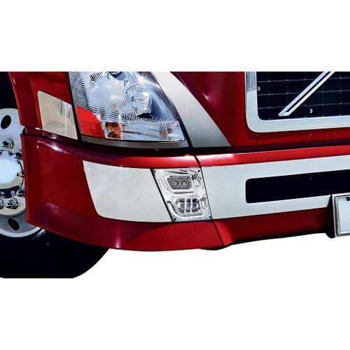 2003-2017 Volvo VN/VNL High Power LED Fog Light W/LED Driving Light & Position Light