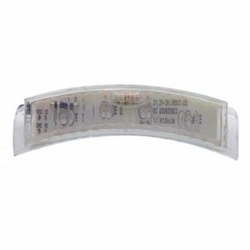 4 LED Headlight Amber Turn Signal Light