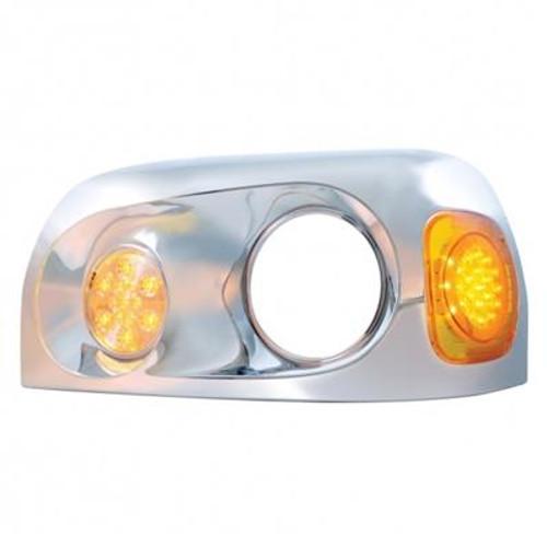 1996-2010 Freightliner Century 22 LED Amber Turn Signal Light