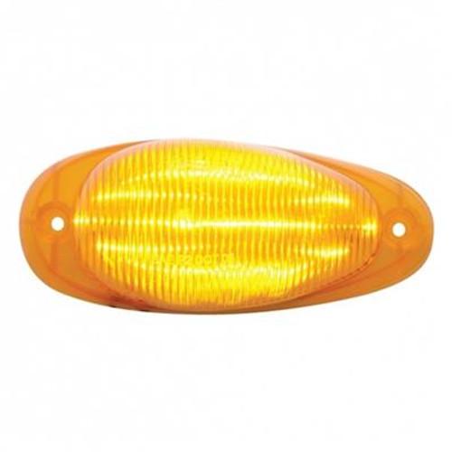 15 LED Freightliner Sleeper Amber Clearance/Marker Light
