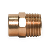 Copper Male Adapter