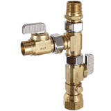 Expansion tank - boiler fill valves