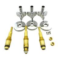 Three Handle Valve Kits