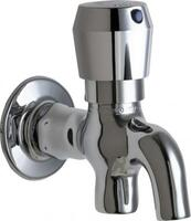 Chicago Faucets 324-665PSHABCP Single-Hole Wall-Mounted Glass Filler