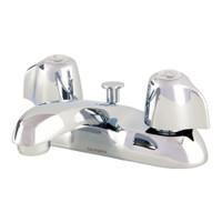 Gerber 43-431 Gerber Classics 2H Center set Lavatory Faucet w/ Metal handles Less Drain w/ Pop-Up