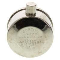 Gorton No. D Steam Air Vent Angle