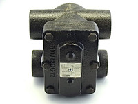 """Hoffman 404210 Fto15h-4 1"""" F&T Steam Trap"""