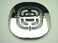Fiat Tt4t-049-1 Drain Cover Chrome
