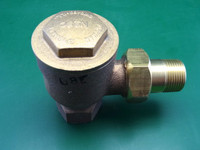 "Hoffman 402003 8c 3/4"" Radiator Steam Trap Angle"