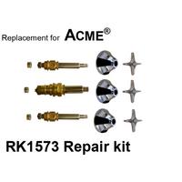 For Acme RK1573 3 Valve Rebuild Kit