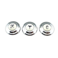 American Standard 013311-0020a Index Buttons - Chrome