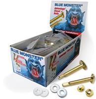 "Blue Monster 73065 Toilet Bolts 5/16"" X 2 1/4"""