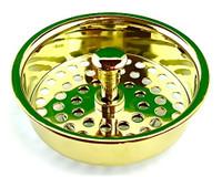Kohler 41398-Vf Strainer Cup Polished Brass