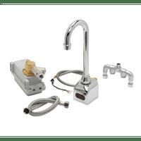 "Krowne 16-190 - Electronic Faucet, 3"" Gooseneck Spout"