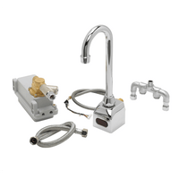 "Krowne 16-191 - Electronic Faucet, 6"" Gooseneck Spout"