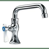 """Krowne 16-109L - Commercial Series Single Pantry Faucet, 12"""" Spout, Low Lead"""