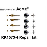 For Acme RK1573-4 4 Valve Rebuild Kit