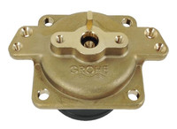 Grohe 47343550 Grohsafe valve cover with trimset