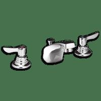 American Standard 6500175.002 Monterrey Widespread Gooseneck Lav Faucet 0.5 Gpm