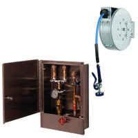 T&S Brass B-2339 Control Unit And Hose Reel Assembly