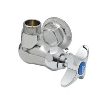 T&S Brass B-0310-LN Rigid Base Faucet Less Nozzle