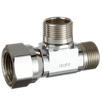 Dahl 53-33-33-Pl 1/2 Fip X 5/8 Od Comp X 5/8 Od Comp. Lead Free.
