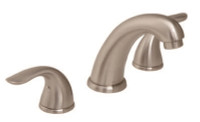 Gerber 43-376-Bn Viper Two Handle Widespread Bathroom Faucet Brushed Nickel