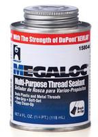 Hercules 15-804 Megaloc Multi-Purpose Thread Sealant - 4oz.