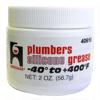 Hercules 40-610 Plumbers Silicone Grease