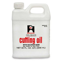 Hercules 40-115 Clear Cutting Oil - 32oz