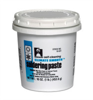 Hercules 10-621 Climate Smooth Soldering Paste - 16oz.