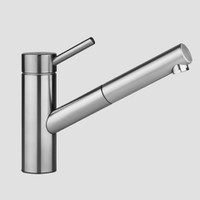 Kwc 10.271.103.700 Suprimo Single Lever Pull-Out Kitchen Faucet