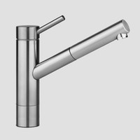 Kwc 10.271.303.700 Suprimo Single Lever Pull-Out Kitchen Faucet