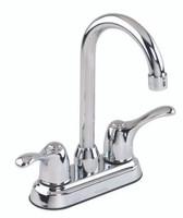 Gerber 49-372 Allerton 2H Centerset Bar Faucet 1.75gpm Chrome
