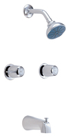Gerber 48-720-83 Gerber Classics Two Handle Sliding Sleeve Escutcheon Tub & Shower Fitting