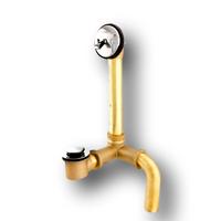 Gerber 41-807-91 Gerber Classics Pop-up Side Outlet 20 Gauge Drain for Standard Tub with Brass Nuts