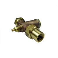 American Standard 004466-0070A 1/2 in. Brass Sweat Faucet Valve