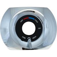American Standard 10536-02 Chrome Face Plate Shower