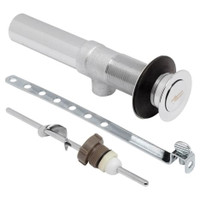 American Standard M953450-0020a Metal Drain Etched With Logo - Polished Chrome