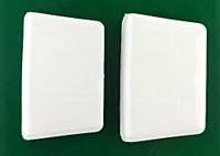 American Standard 34782-0200a Bolt Cap Cover Plate Kit White