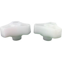 American Standard 7381167-200.0070a Bowl To Floor Knobs