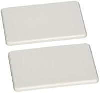 American Standard 7381073-0200a Bolt Cap Kit For Fixture-White-