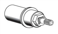 American Standard 963554-2950a 2 Way Diverter Extension Kit - Bn
