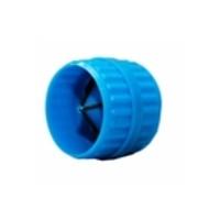 "Probite Qf101 High Density Poly Plastic Tube Reamer Blue 1/8""-1 1/8"""