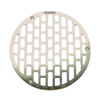 Josam 006000 5a-2 Silver Drain Grate Replacement Part for sale online